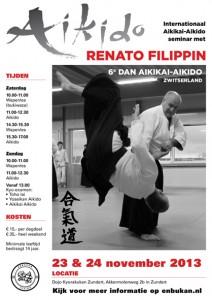 Poster seminar Renato Filippin