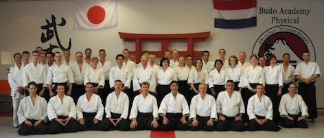 Groupspicture Seminar Shishiya Sensei